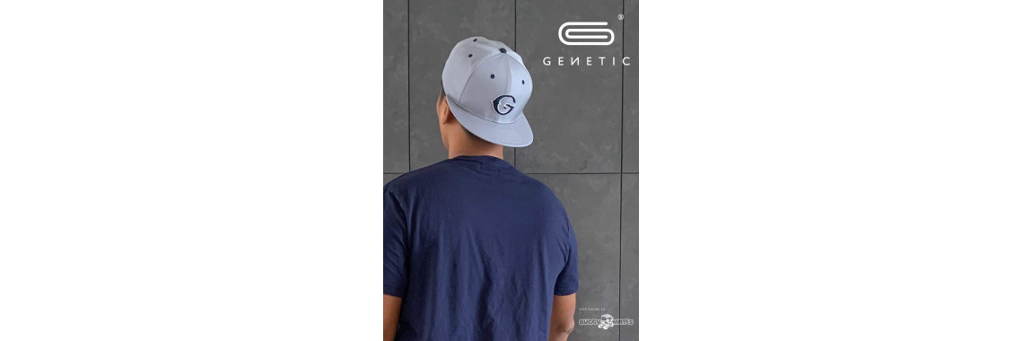Genetic Murderer's Row Cap Grey